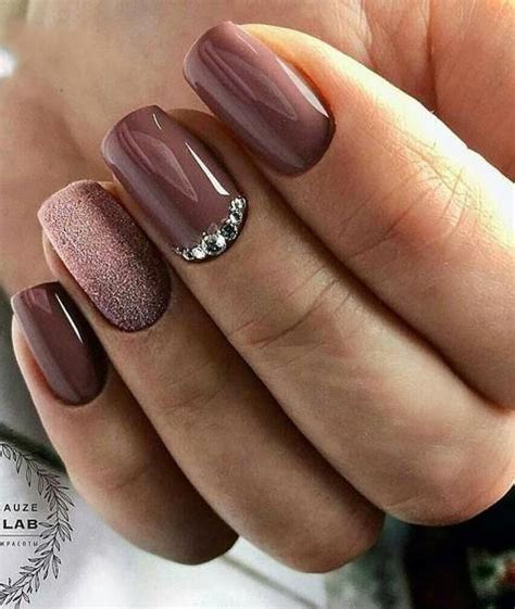 stylish short coffin nail art designs nails