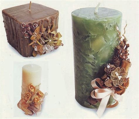 Candele Decorate Per Natale by Agenda Di Margherita Candele Decorate Con Le Spezie Fai Da Te