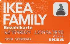 Ikea Family Card Beantragen : ikea family bezahlkarte mit allen ikea family vorteilen ikano bank ~ Orissabook.com Haus und Dekorationen