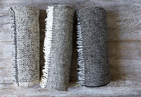 mourne tweed throw designed  gerd hay edie twentytwentyone