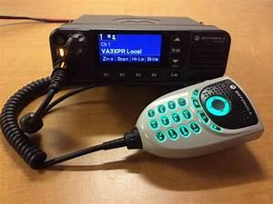 Motorola Xpr 5550  Motorola Rmn5127c