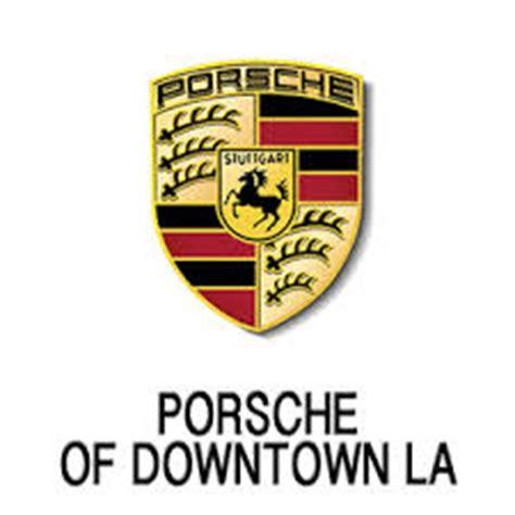Porsche Of Downtown Los Angeles