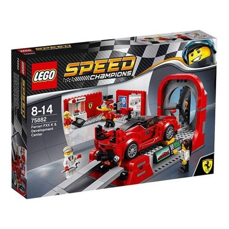 There are also frequently asked questions. LEGO Speed Champions 75882, Ferrari FXX K och Development Center - Hem - Lekia.se