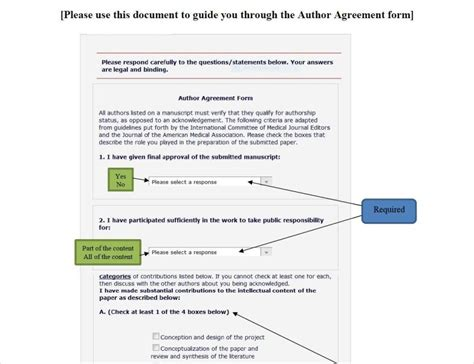 author agreement copyright transfer guide jphmp direct