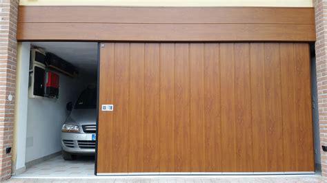 sezionale garage portone sezionale residenziale a scorrimento orizzontale
