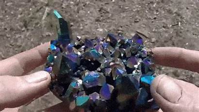Mineral Titanium Crystal Quartz Marie Infused Mesmerizing