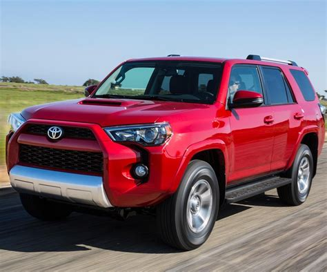 2019 Toyota 4runner Expected Radical Changes In Power