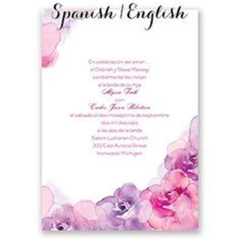 invitations  spanish images wedding invitation