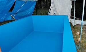 pool reparieren wasser im garten teich selbstde With französischer balkon mit was kostet ein swimmingpool im garten