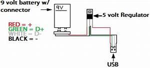 Power Bank Circuit Diagram