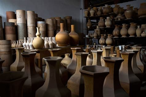 beijing porcelain market jingdezhen porcelain shop hunan pottery products store a culture of bidding forging an art market in china