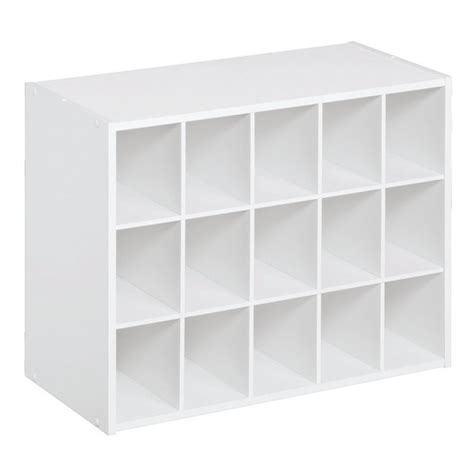 Closetmaid Stackable 15 Cube Organizer - closetmaid 15 cube stackable organizer by closetmaid at
