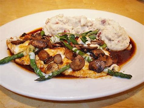 Chicken Madeira - Picture of The Cheesecake Factory ...