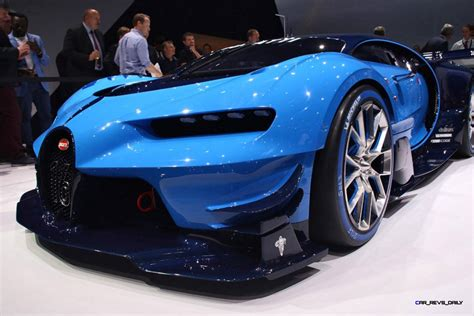 2017 Bugatti Chiron Is Official! 100 Preorders Locked In