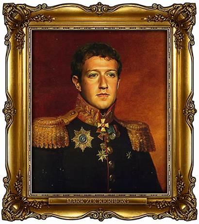 Portraits Zuckerberg Mark Portrait Russian Funcage Awesome