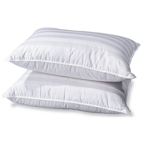 Goose Pillows by 2 Pack Hungarian White Goose Pillows 56645 Pillows