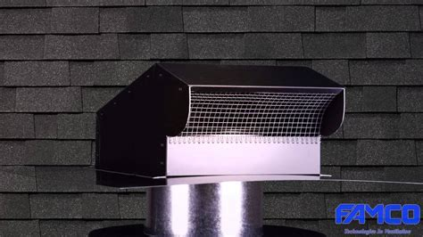 Bath and Kitchen Exhaust Vent   HVAC products   FAMCO