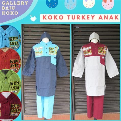 pabrik baju koko turkey anak laki laki murah di bandung 45ribuan bandungbajumurah