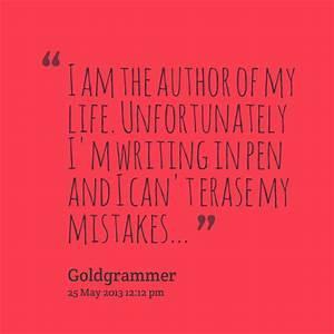 Author Quotes On Life. QuotesGram
