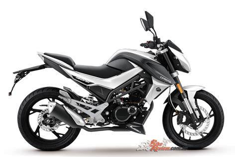 Cf Moto 150nk Available For ,290 R/a With Helmet, Jacket