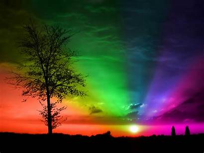 Rainbow Wallpapers Backgrounds Animated Pretty Background Rainbows