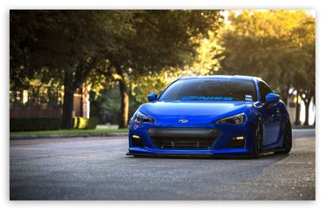 Subaru Brz 1 4k Hd Desktop Wallpaper For 4k Ultra Hd Tv