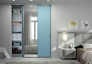 Porte Dressing Sur Mesure : placard sur mesure rangement pratique ~ Premium-room.com Idées de Décoration