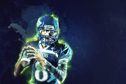 Football American 4k Player Athlete Does Wallpapers