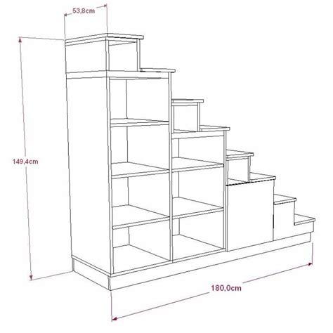 revger escalier avec rangement pour mezzanine id 233 e inspirante pour la conception de la