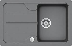 Küchenspüle Mit Unterschrank Günstig : sp lbecken granitoptik ~ Lizthompson.info Haus und Dekorationen