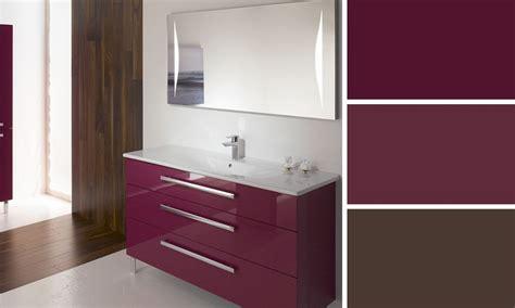 peinture chambre mauve et blanc quelle couleur mettre dans ma salle de bains