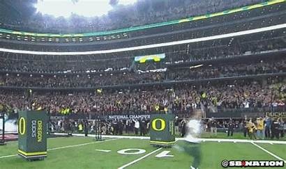 Duck Running Puddles Zoom Gifs Football College