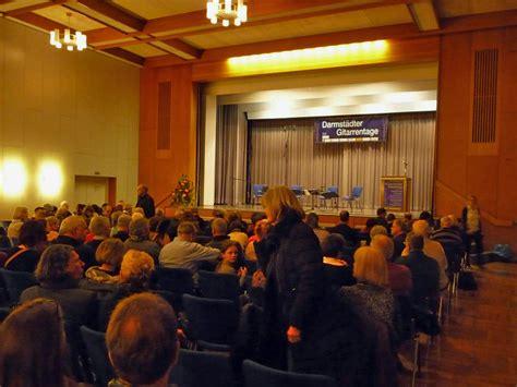 16 Darmstädter Gitarrentage  Bürgerstiftung Darmstadt