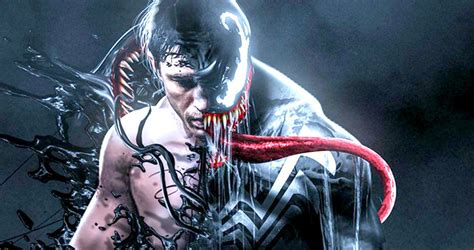 What Tom Hardy Looks Like As Venom Movieweb