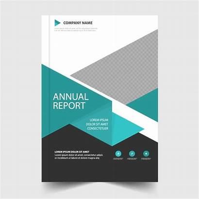 Template Report Annual Templates Flyer Premium