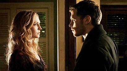 Klaus Caroline Mikaelson Forbes Vampire Diaries Klaroline