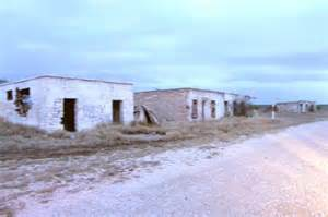 West Texas Ghost Towns