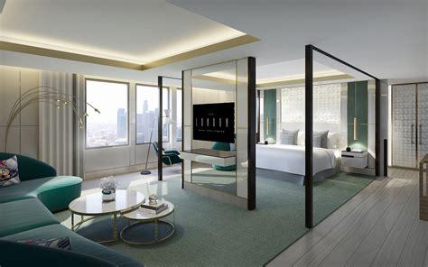glimpse  las largest hotel suite designed