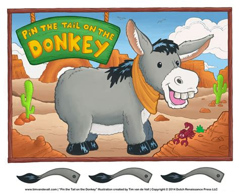 pin  tail   donkey template  birthday parties