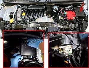 Fuse Box Diagram  U0026gt  Renault Kangoo Ii  2007