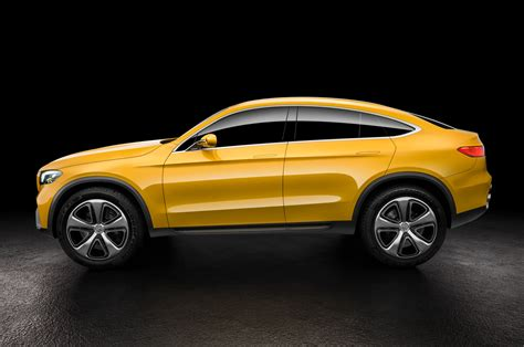 Mercedes-Benz Teases New GLC Coupe Ahead of New York Debut ...