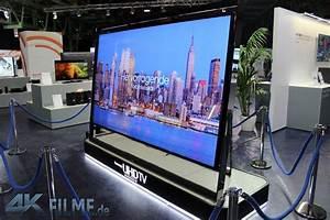 Tv 85 Zoll : samsung roadshow die ultra hd tv neuheiten f r 2014 4k filme ~ Watch28wear.com Haus und Dekorationen