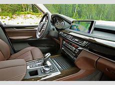 interieur avant BMW X5 Blog Auto Sélection = Le condensé