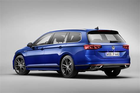 Volkswagen Wagon 2020 by 2020 Volkswagen Passat Facelift Adds Partially Automated