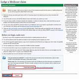 Medicare Claim Pictures
