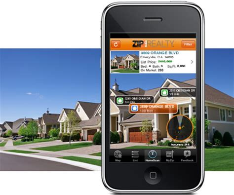 augmented reality iphone brokerage releases iphone app includes augmented reality