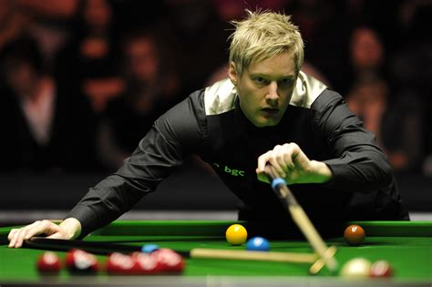 snooker world champion opens   video game