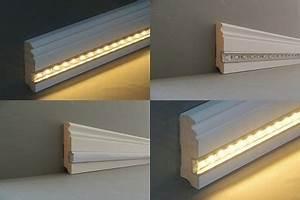 Leisten Für Arbeitsplatte : licht sockelleisten lichtleisten leds led beleuchtung aluminium profile komplettsets ~ Watch28wear.com Haus und Dekorationen
