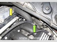 BMW E90 Intake Manifold Replacement E91, E92, E93