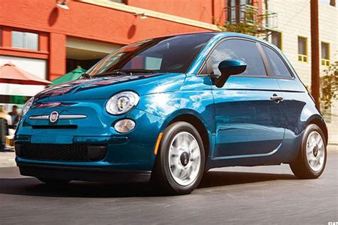 Fiat 500 Per Gallon by 17 New Cars College Graduates Can Actually Afford